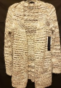 NWT Absolutely Famous Cardigan w/Pockets
